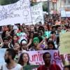 Protesto de mulheres no Rio em São Paulo