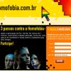 Campanha Não Homofobia