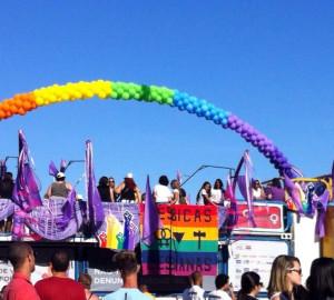 PARADA DO ORGULHO LGBT 2013